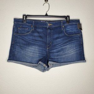 Mossimo High Rise Jeans Shorts